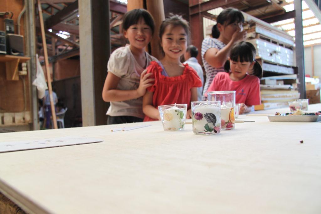 【終了しました】【7/7開催】斎藤建設の夏祭り じゃがいもを掘ろう&手作りキャンドル教室